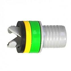 Adaptateur pompe ajustable