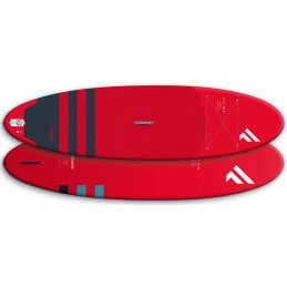 Fanatic Fly Air 10'4 red