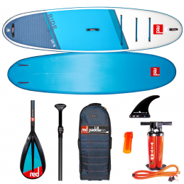 RedPaddle Air Ride MSL 10'6...