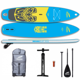 Indiana 10'2 Groms Pack