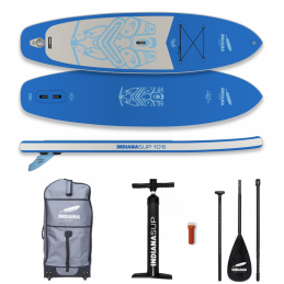 Indiana 10'6 Family Pack BLUE