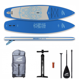Indiana 11'6 Family Pack BLUE