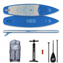 Indiana 12'0 Family Pack BLUE