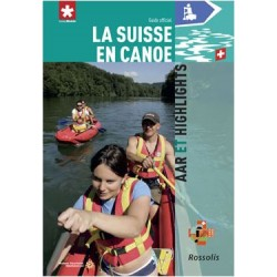 La Suisse en canoé